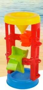 6pcs-Kids-Funny-Tools-font-b-Sand-b-font-Play-Toys-Set-Hourglass-Water-Beach-Children