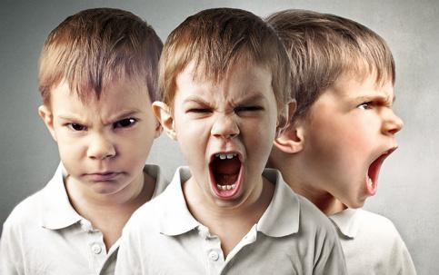 criança-emoções