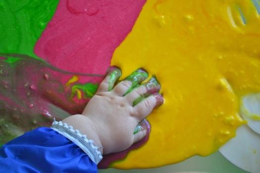 Tintas para bebés