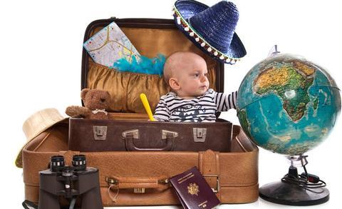 Viajar com Bebé 3