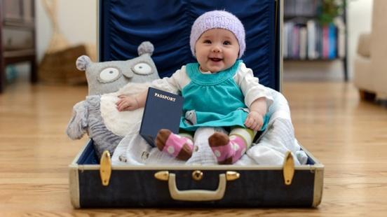 Viajar com bebé 4