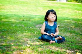 Criança Mindfulness