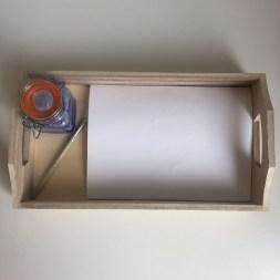 Ideia papel pincel